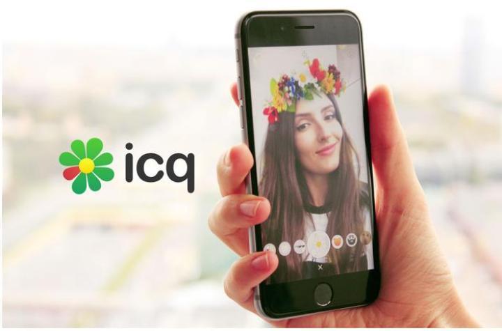 В обновленной версии ICQ можно будет «надевать» маски впроцессе видеозвонков