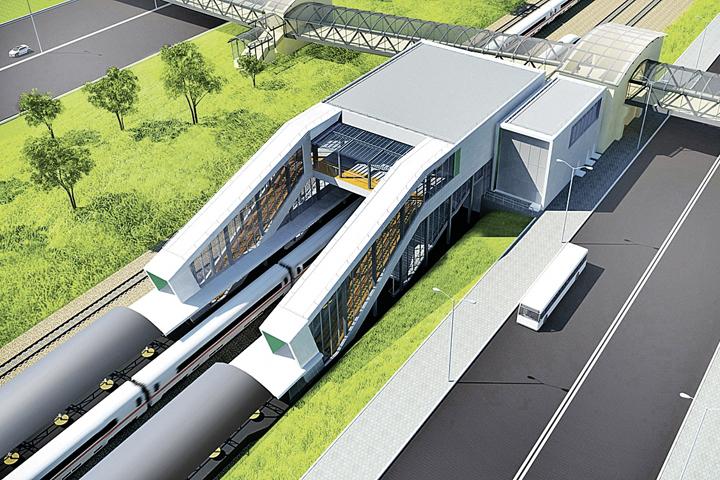 Станция «Панфиловская» наМЦК откроется доконца октября