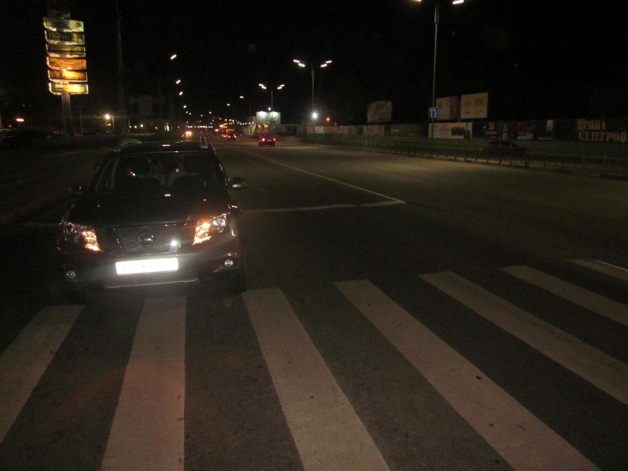 ВОрле наКромском шоссе иностранная машина сбила подростка