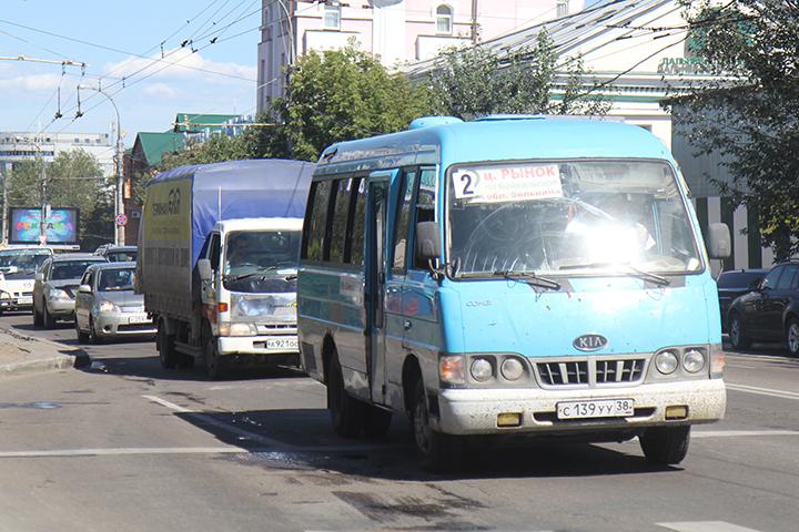 Власти Иркутска попросят губернатора увеличить число льготных поездок втранспорте