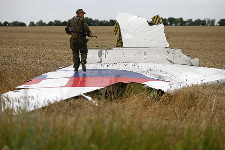 Когда выяснилось, что самолет гражданский, ополченцы, естественно, сразу же оцепили место, чтобы не допустить журналистов и прочих свидетелей.