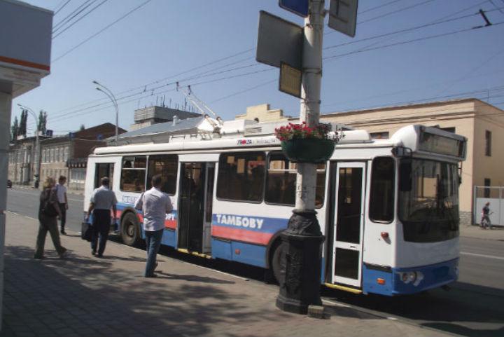 ВТамбове пенсионерка угодила под автобус