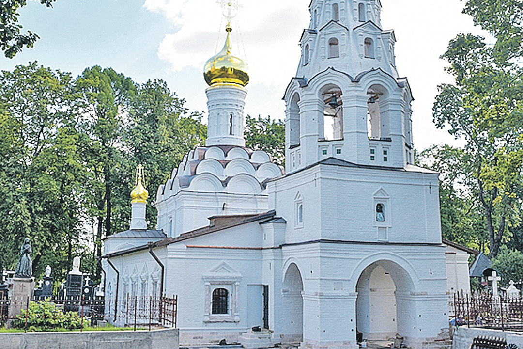 Реставраторам удалось вернуть облик XVII века нескольким постройкам Донского монастыря. Фото: mos.ru