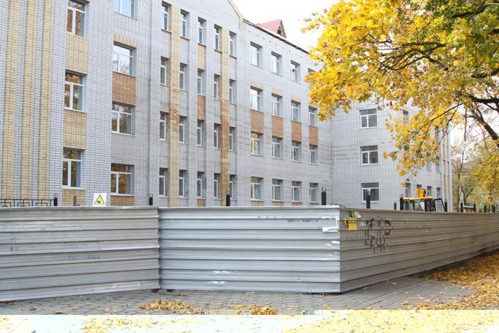 Пристройка кбрянскому лицею №27 будет готова кконцу данного года