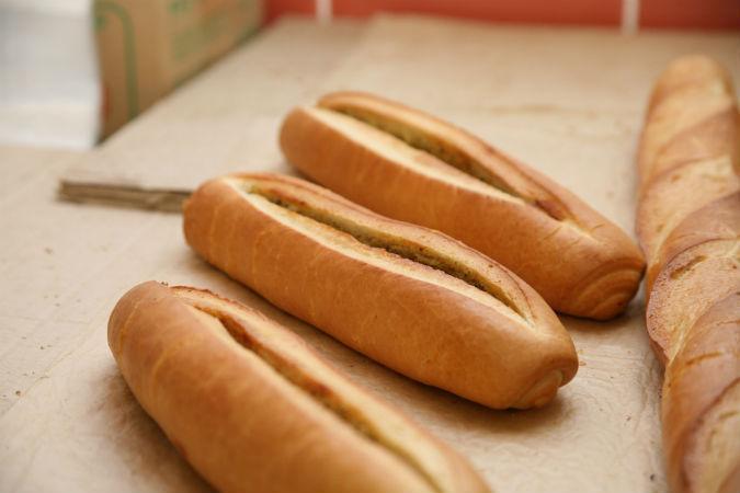 Хлеб, продаваемый населению по цене 2 лея за буханку, уже продается в Оргееве