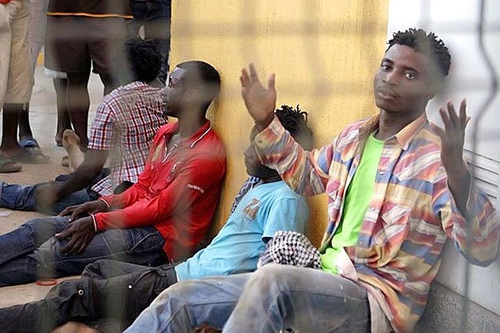 В Центре по приему беженцев в Рукле мало свободных мест. Фото: с сайта nedelia.lt