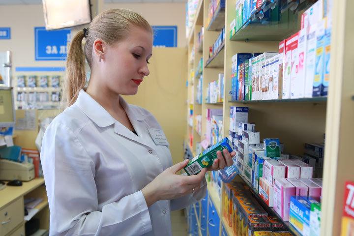 Указанные медпрепараты (см. в таблице) должны быть в любой аптеке.