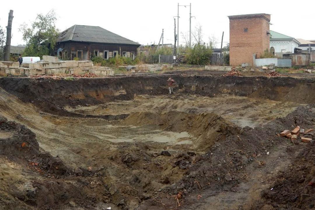 Загадочная находка человеческих останков настройке жилого дома вБийске