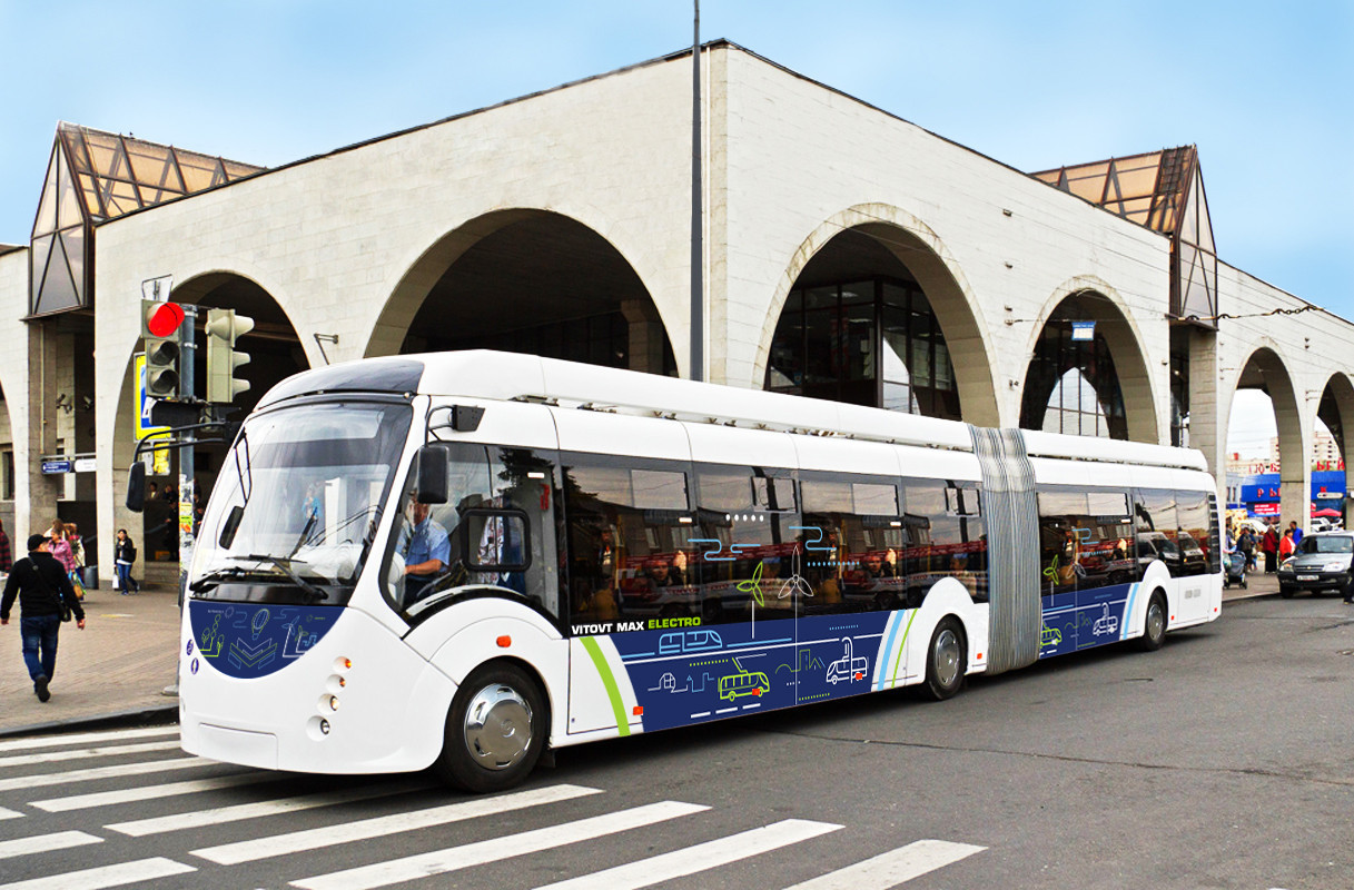 ВПетербурге сдекабря начнутся тестирования электробуса из республики Белоруссии