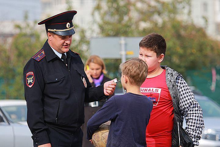 ВНовосибирске выбрали лучшего участкового