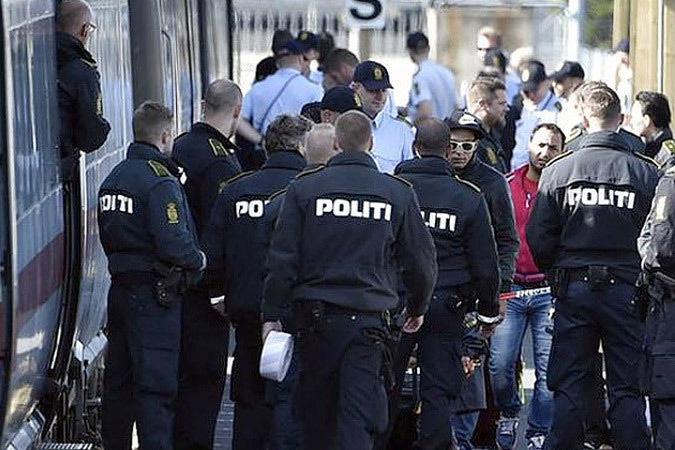 Меры усиленного пограничного контроля останутся в Дании до 12 ноября. Фото: с сайта dw.com