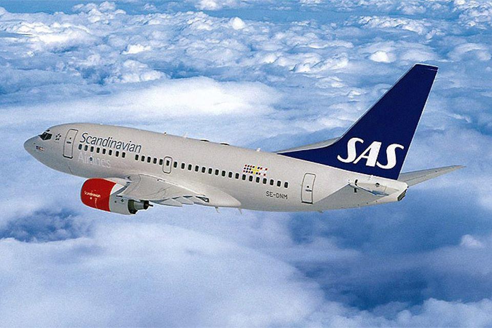 Для скандинавов авиакомпания SAS преподнесла очередной подарок. Фото: с сайта aviatraveler.ru