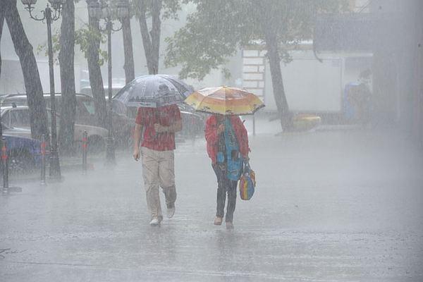 Кишинев пострадал от ветра и дождя меньше других населенных пунктов