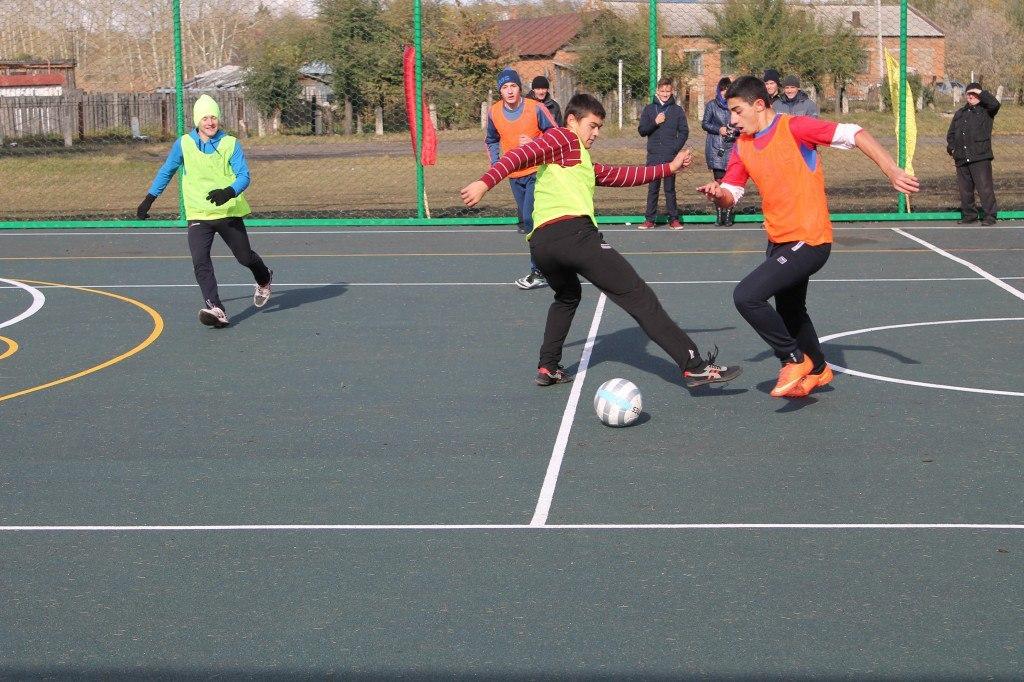 Сразу 5  школьных спортивных площадок открылись вКузбассе