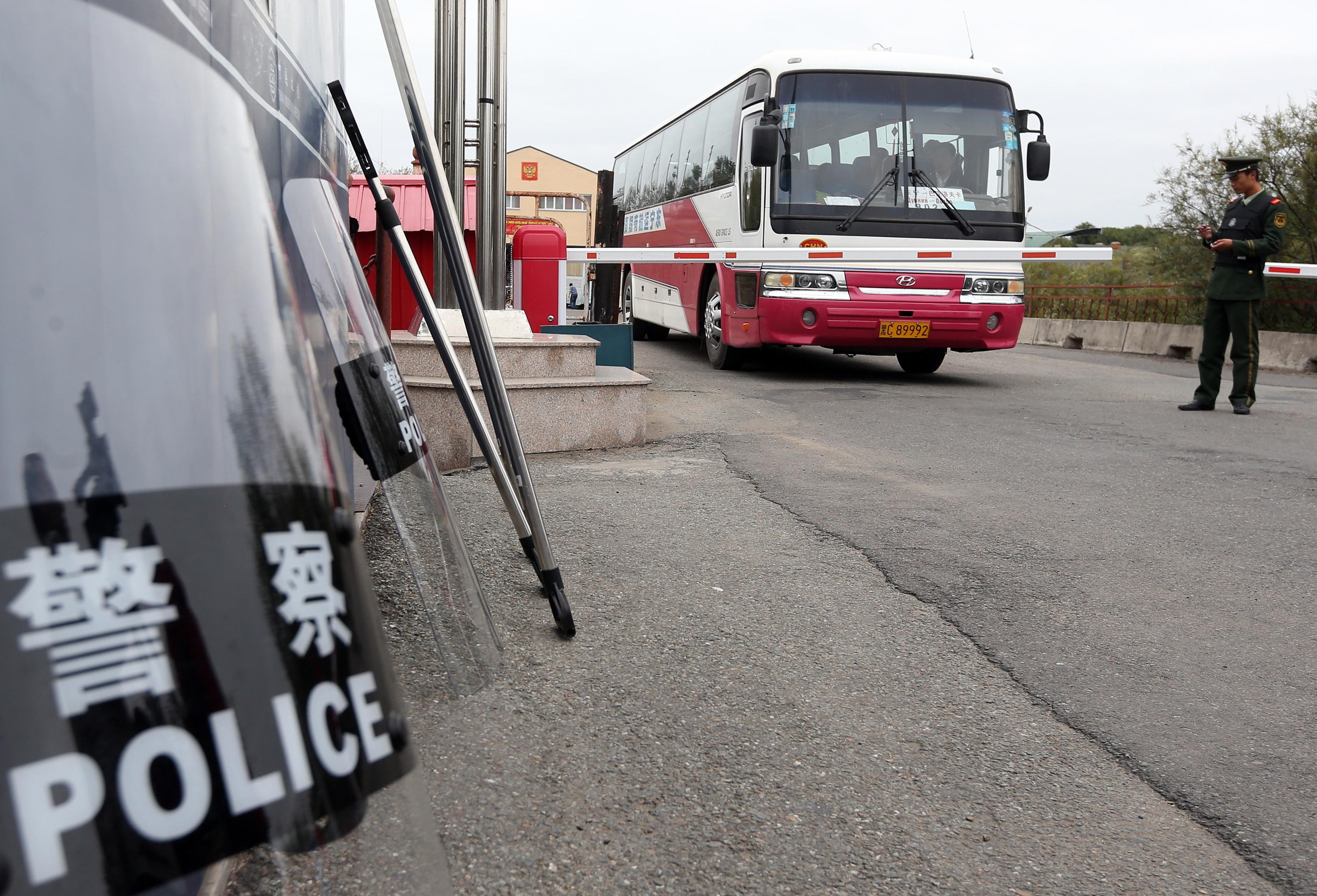 Причины взрывов в Юньнане устанавливаются Фото: Алексей Дружинин/ТАСС