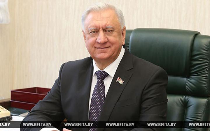 Михаил Мясникович рассказал, какой должна быть бюрократияю Фото БЕЛТА