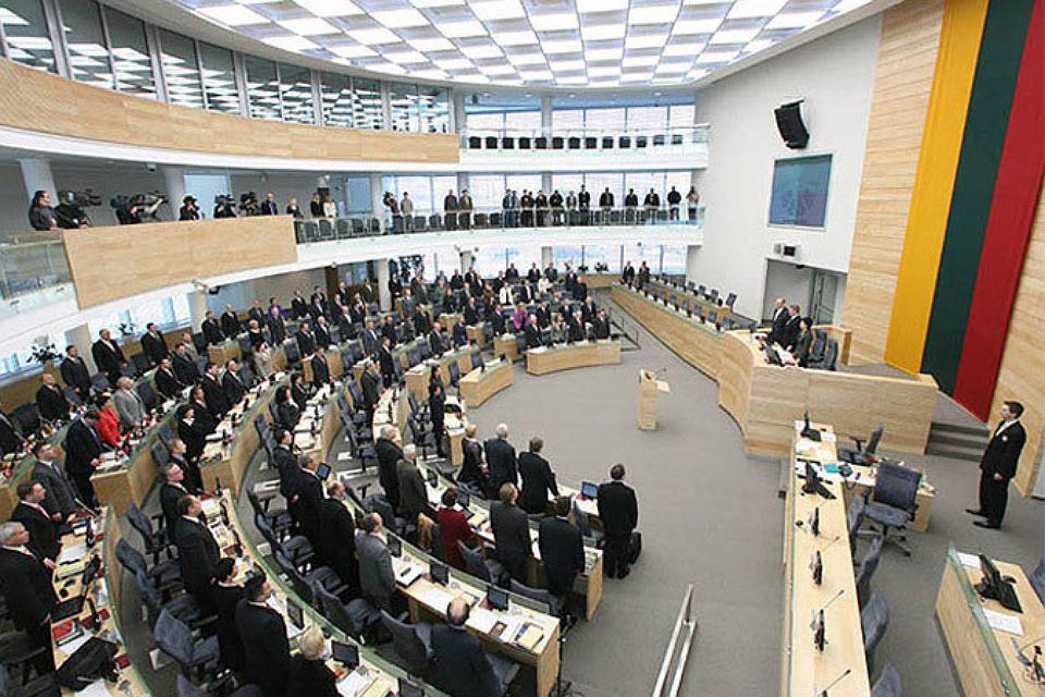 «Полуфабрикатом» назвали представители парламентской оппозиции проект бюджета-2017, представленный уходящим правительством Литвы. Фото: с сайта 15min.lt