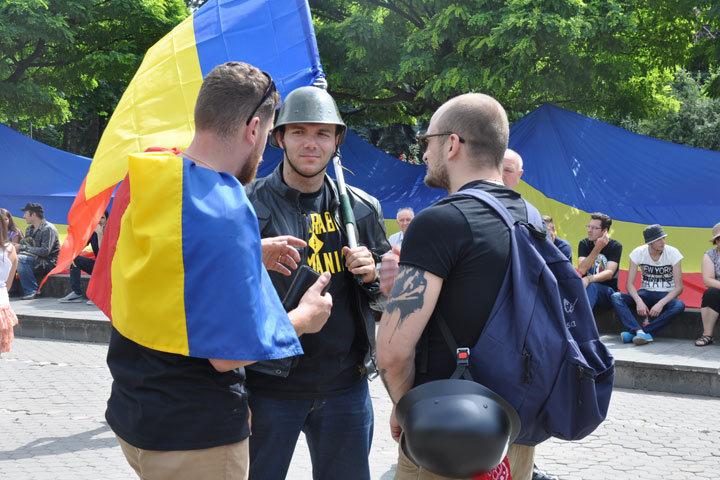 Унионисты не раз подчеркивали: их задача объединить Молдову с Румынией в 2018 году