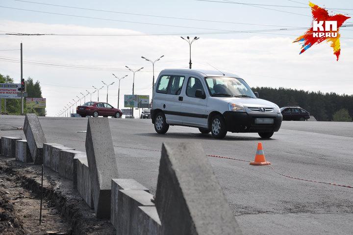 ВБалезинском районе реконструируют мост через Чепцу