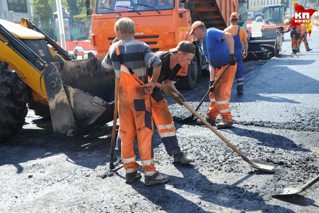 Мэрия Кирова рассчитывает нафедеральное финансирование ремонта дорог в 2017-ом году