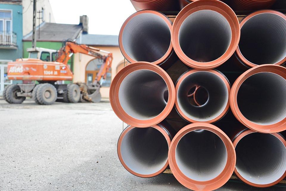 ВБолховском районе приступили кстроительству канализационного коллектора