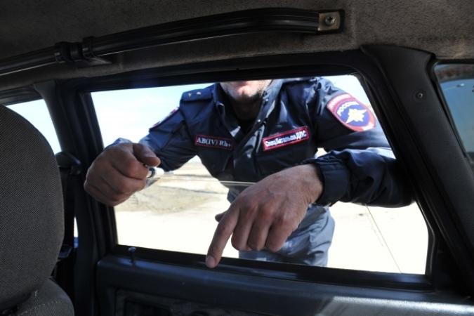 ВАсино полицейские избили схваченного - проводится проверка
