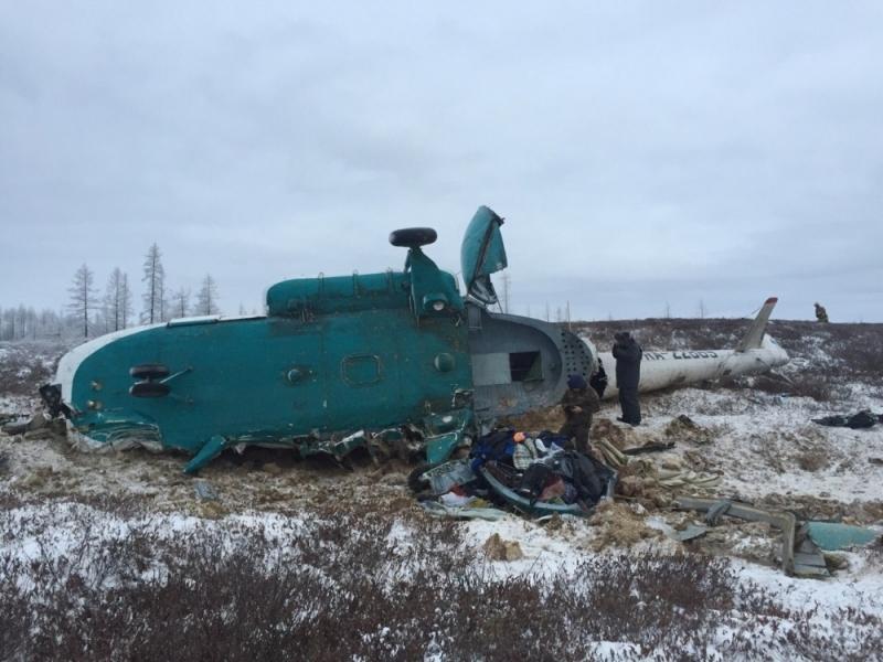2-го пилота разбившегося вЯНАО Ми-8 похоронят как боевого офицера