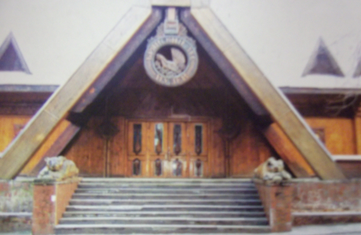 Впарке Толстого планируют возродить музей «Брянский лес»