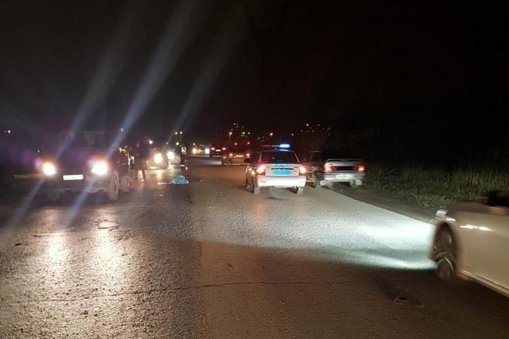 ВЗаозерье ВАЗ сбил насмерть женщину-пешехода
