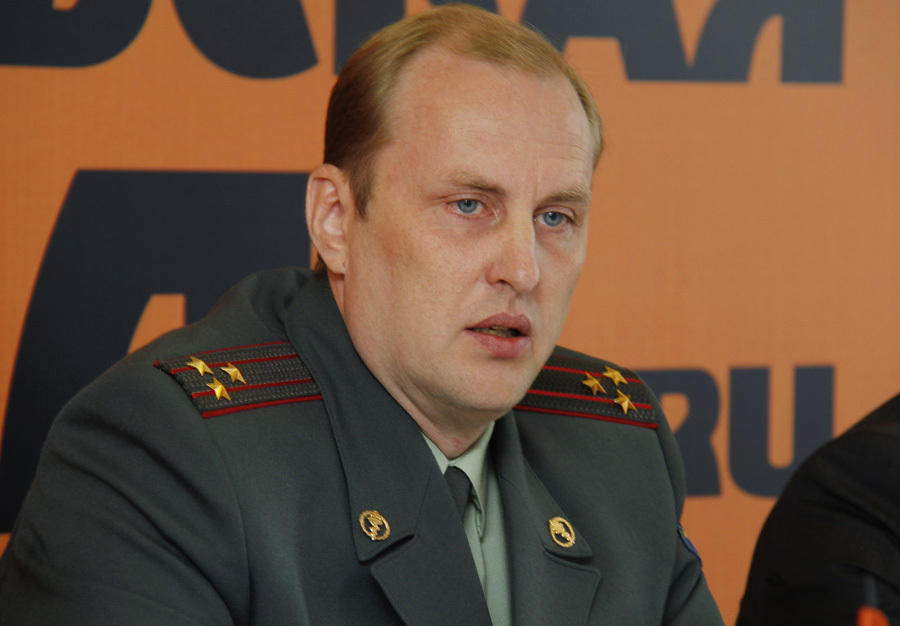 Экс-глава УФСКН Савченко стал министром общественной безопасности Южного Урала