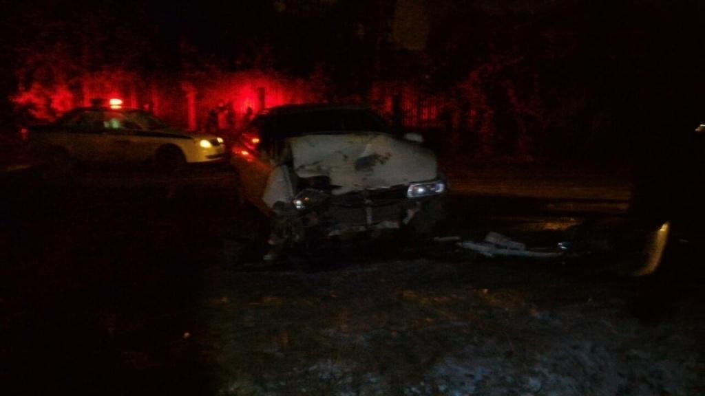 ВМотовилихинском районе Перми нетрезвый шофёр протаранил Мицубиси