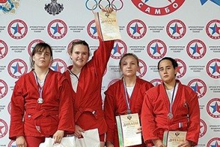 Тамбовская спортсменка завоевала бронзовую медаль посамбо