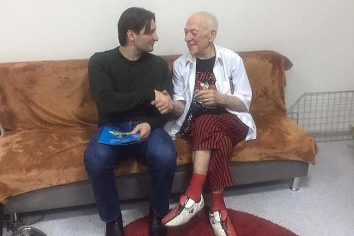 Олег Попов допоследнего делился слюдьми собственной добротой— Путин
