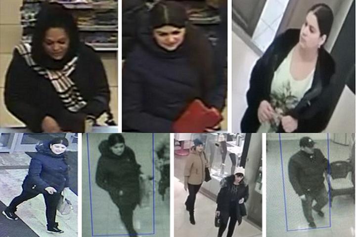 Пятерых мошенников сизощренным методом кражи разыскивают вТюмени
