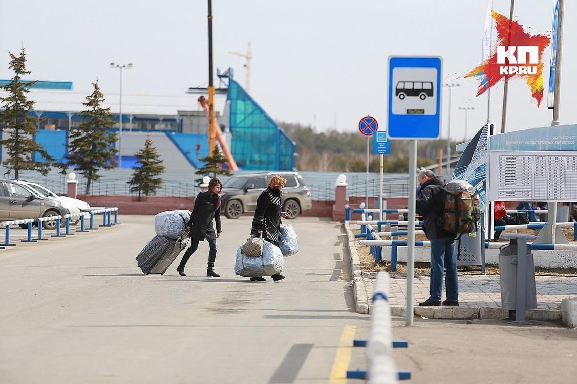 Изаэропорта «Емельяново» улетел 1,5-миллионный пассажир
