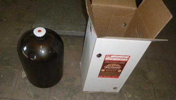 ВКалининград непустили две тонны пива изУльяновска