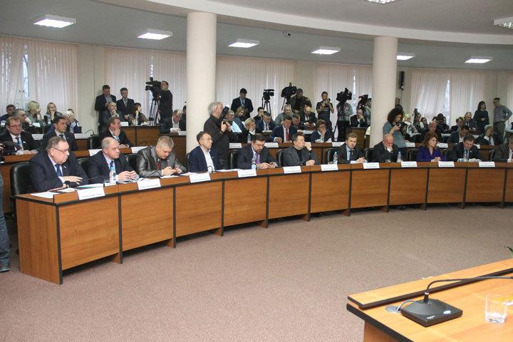Вгордуму Нижнего Новгорода внесен проект бюджета на следующий 2017-й год