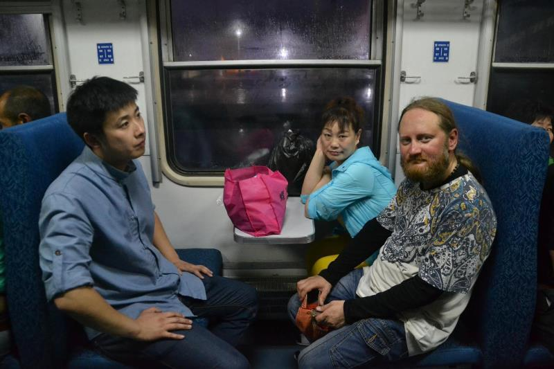 Амурчане покидают Китай.