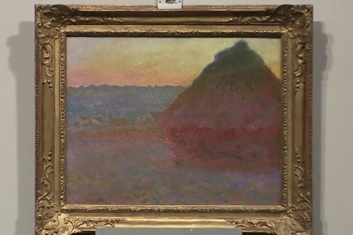 Нааукционе зарекордную сумму продали картину Клода Моне