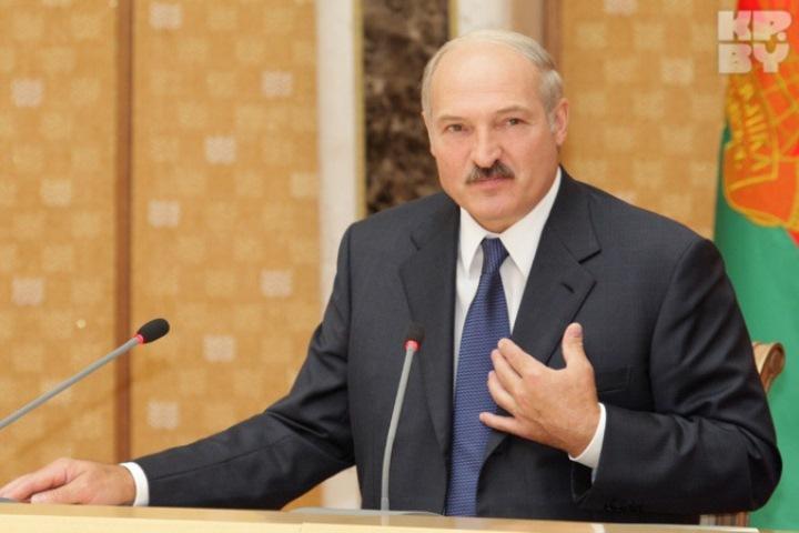 Александр Лукашенко встретился с российскими журналистами