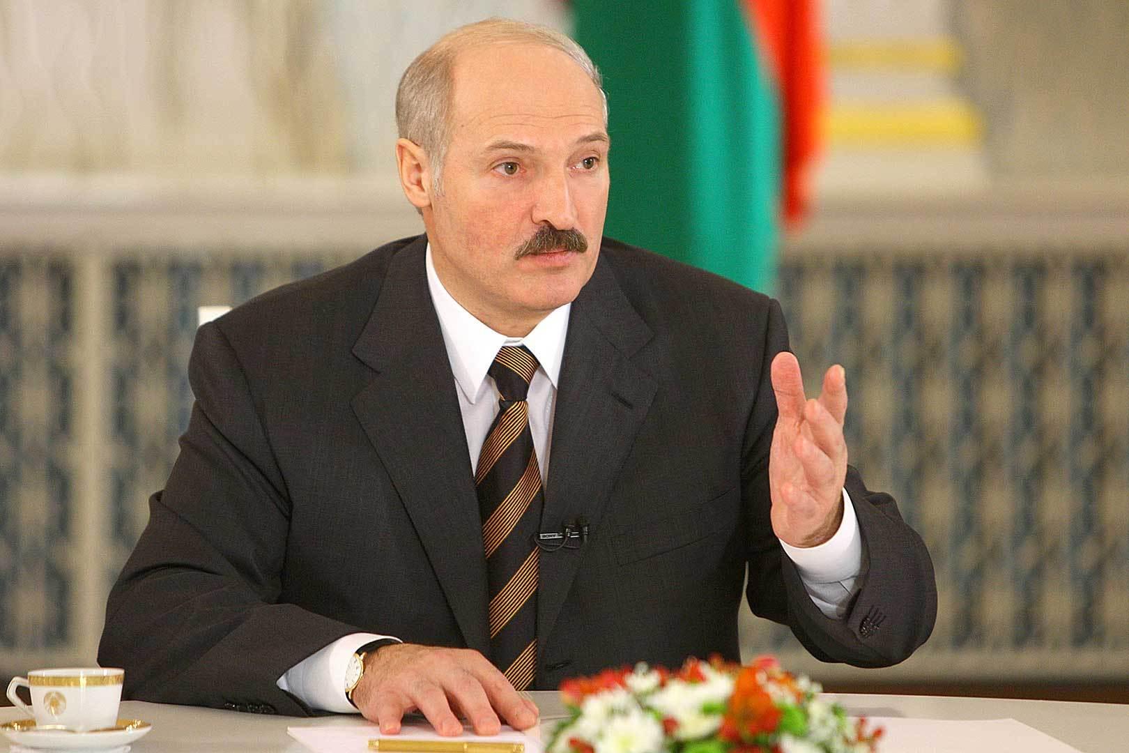 Лукашенко: Как только в России поднимаются цены, мы не можем не бежать за вами. ФОТО: БелТА