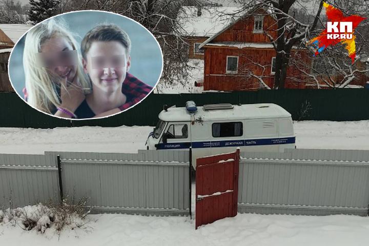 Размещено видео штурма дома спсковскими подростками