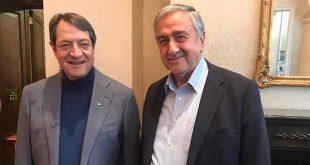 Лидеры Кипра в преддверии новой встречи
