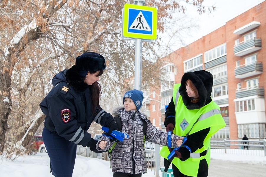 Цель проекта - рассказать школьникам о правилах безопасности на дорогах