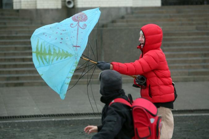 МЧС предупредило осильном ветре наКубани иЧерноморском побережье