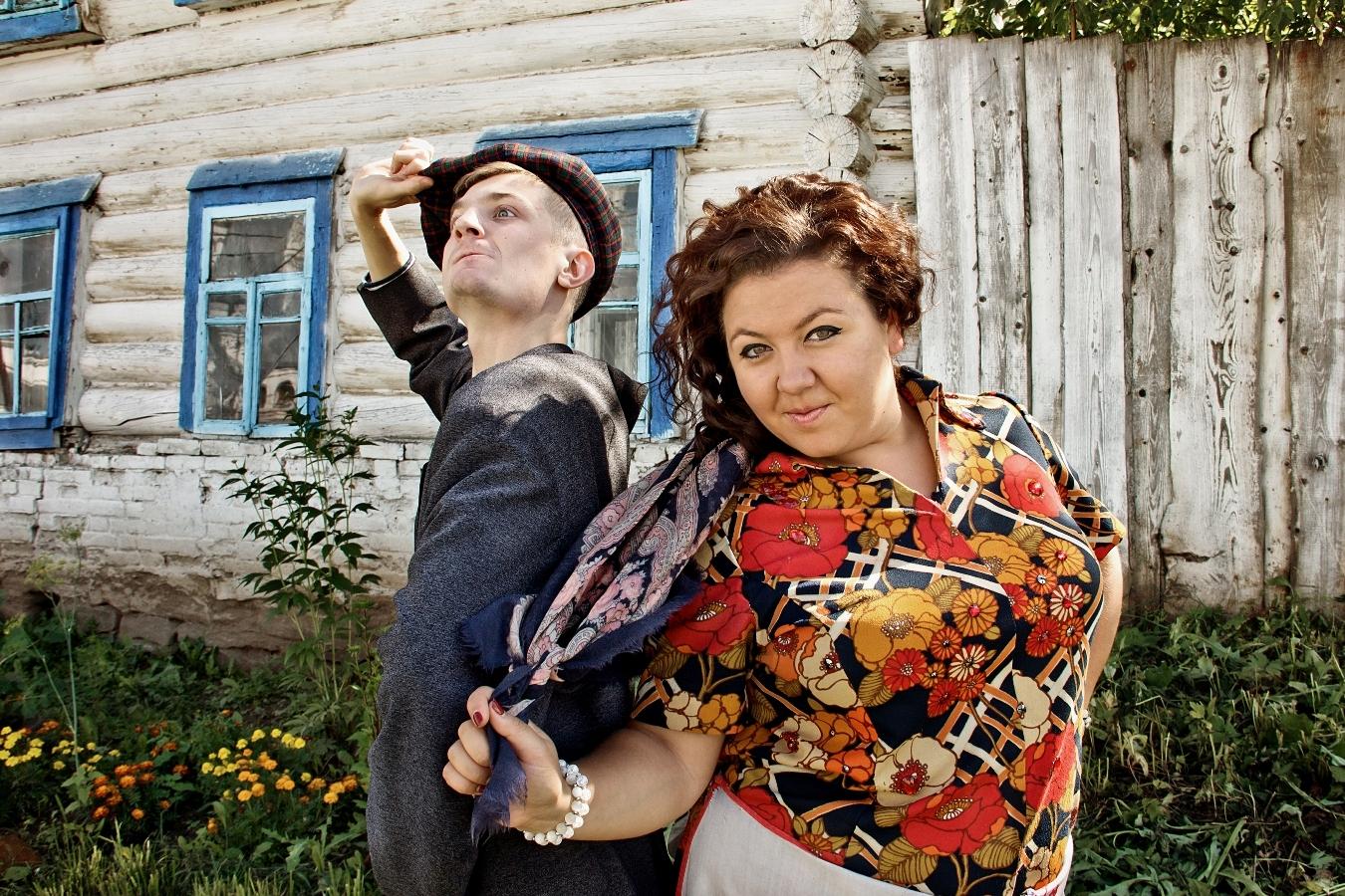 """До ролика на песню """"Hideaway"""" пермская парочка и не думала, что когда-нибудь станет популярной. Фото: vk.com/bonyakuzmich"""