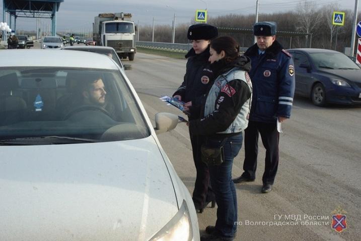 ВВолгоградской области вспоминают жертв ДТП
