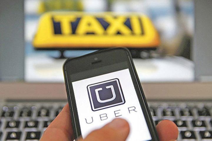 Суд Дании назвал услуги такси Uber нелегальным извозом. Фото: с сайта senica.ru