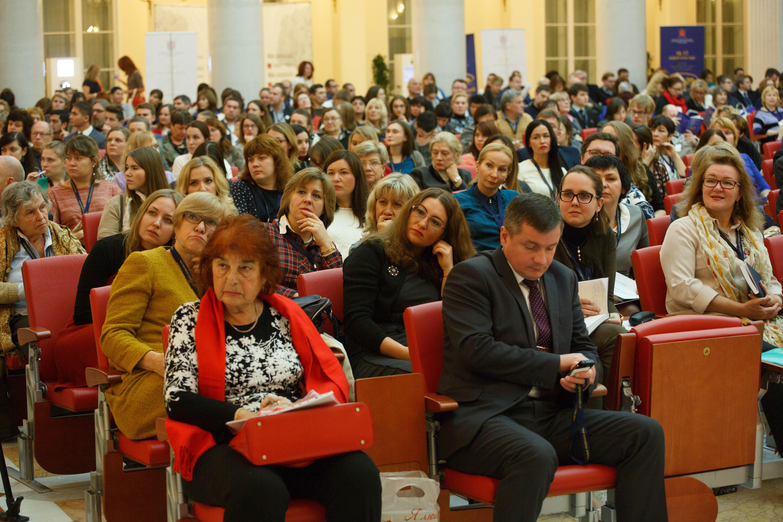 На форум приехало более 700 участников,