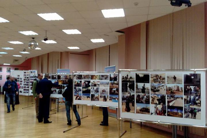 Фотовыставка пройдет в здании Первого Московского кадетского корпуса
